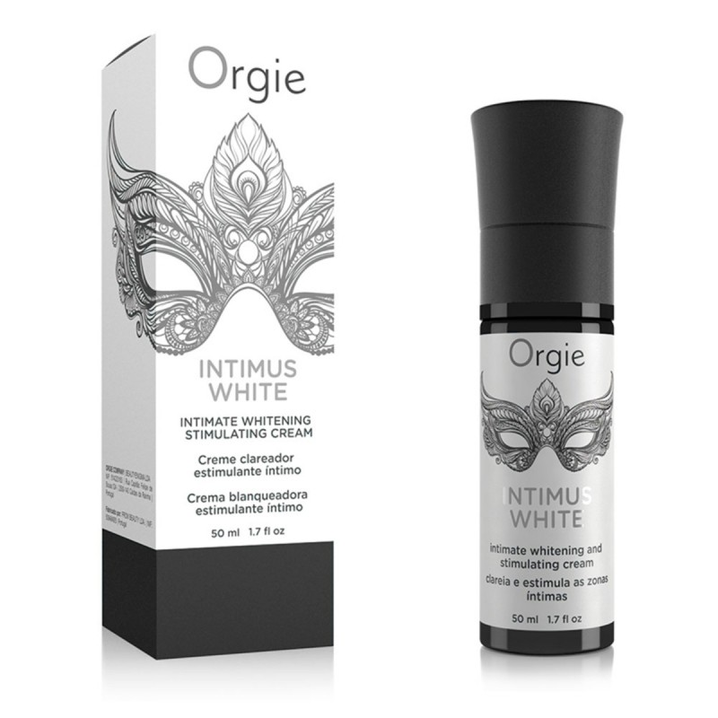 葡萄牙Orgie Intimus White 敏感提升私處美白霜-50ml