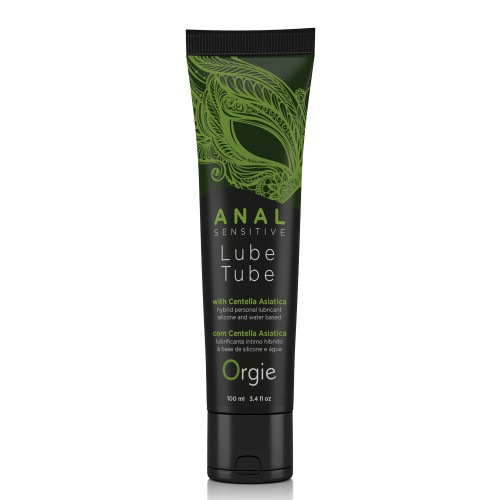 葡萄牙Orgie LUBE TUBE ANAL SENSITIVE 後庭護理水矽混合潤滑液-100ml