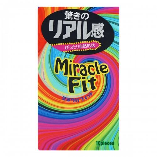 Sagami 奇妙貼身 51mm 10 片裝 乳膠安全套