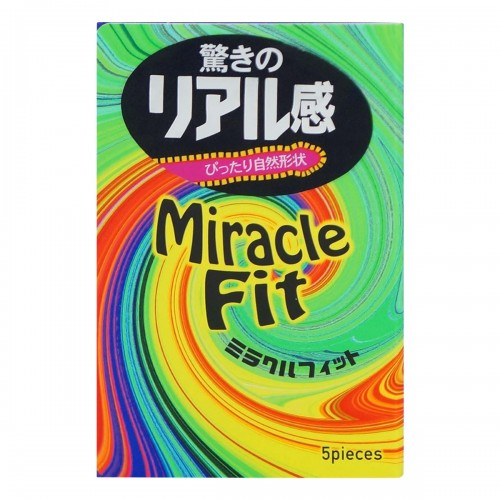 Sagami 奇妙貼身 51mm 5 片裝 乳膠安全套