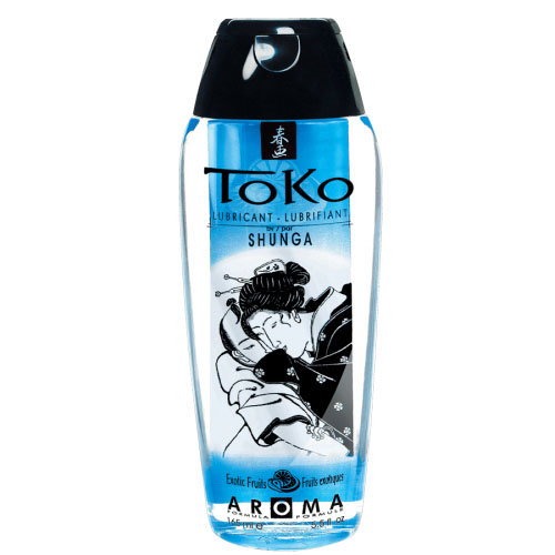 SHUNGA TOKO 果香潤滑液-熱帶水果