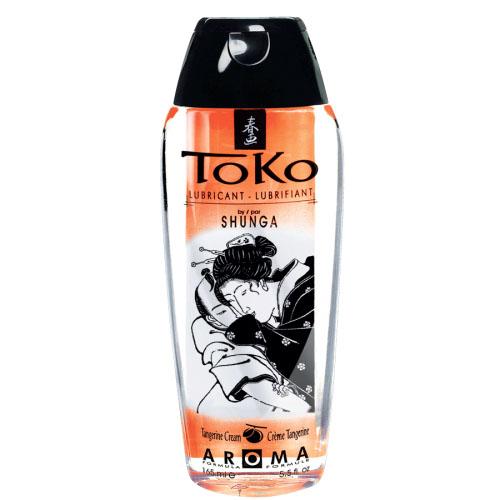 SHUNGA TOKO 果香潤滑液-柑橘奶油